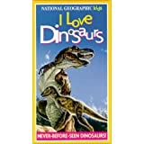 National Geo. Kids:I Love Dino