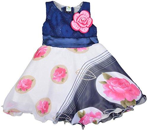 Kuchipoo Baby Girl Party Wear Dress Sleeveless Skirt…