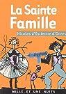 La Sainte Famille par Estienne d'Orves