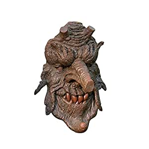 Design Toscano Poison Oak: Greenman Tree Sculpture