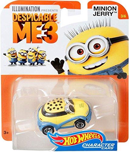 Hot Wheels Despicable Me Series 3 #3 Vehicle (Me Power Wheel Despicable)