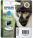 Epson T0892 Cartouche d'encre d'origine Cyan