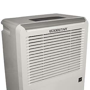 EdgeStar 70 Pint Portable Dehumidifier - White