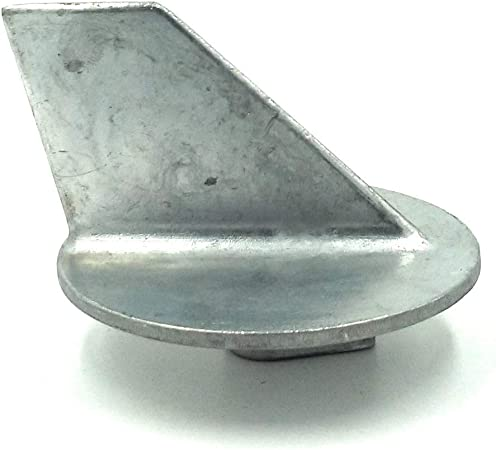 Trim tab anode for outboard Yamaha 40 50 55 hp 2 stroke 679-45371-00
