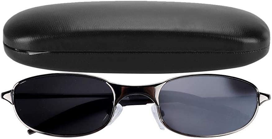 Anti-Tracking Anti-spy Mirror Glasses for Behind Vision Wandisy Rear View Sunglasses