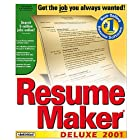 Resumemaker Deluxe Edition 8.0