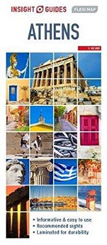 Insight Guides Flexi Map Athens (Insight Flexi (Greece Map)