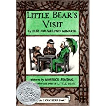 Little Bear's Visit Book And Tape