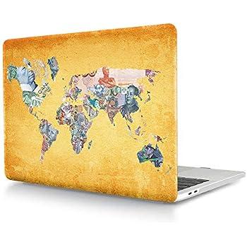 Amazon.com: MacBook Pro 13 Case 2018 2017 2016 Release A1989 ...