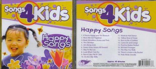 Audio CD] Songs 4 Kids - Happy Songs - Amazon com Music
