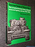 img - for German Tanks of World War II book / textbook / text book