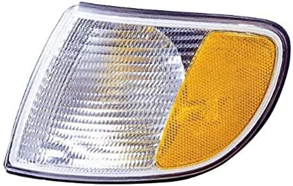 Depo 341-1505L-US Audi A6//S6 Driver Side Replacement Parking//Signal Light Unit