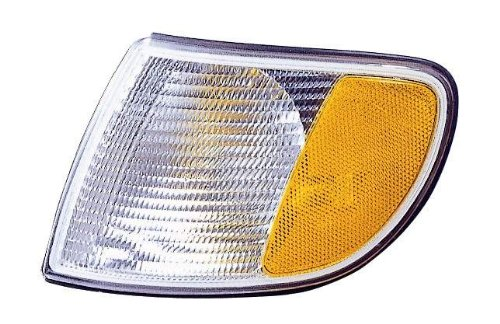 For 1995 1996 1997 Audi A6 Sedan/Wagon   S6 Turn Signal Corner Light Lamp Driver Left Side Replacement AU2526102