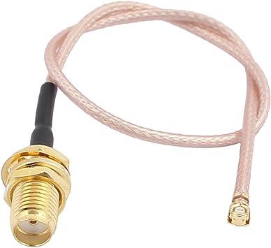 Aexit - Cable de conexión (20 cm, con Cable para soldar WiFi ...
