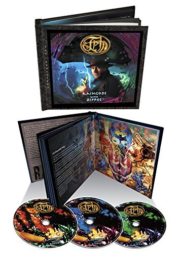 Price comparison product image Raingods With Zippos : The Remasters : Deluxe Edition by Fish (2016-06-05)