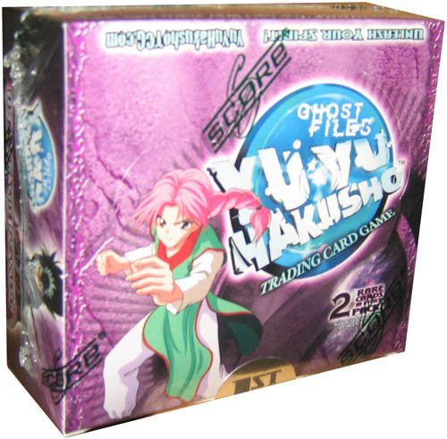 YuYu Hakusho: Dark Tournament Booster Box (24 Packs) (Yu Yu Hakusho Trading Cards)