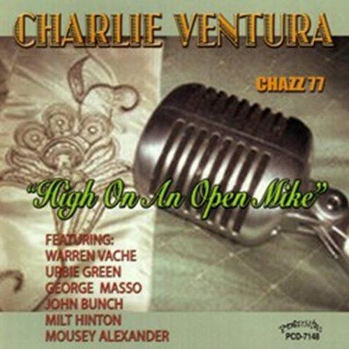 CD : Charlie Ventura - High on An Open Mike (CD)