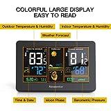 Newentor Weather Station Wireless Indoor Outdoor