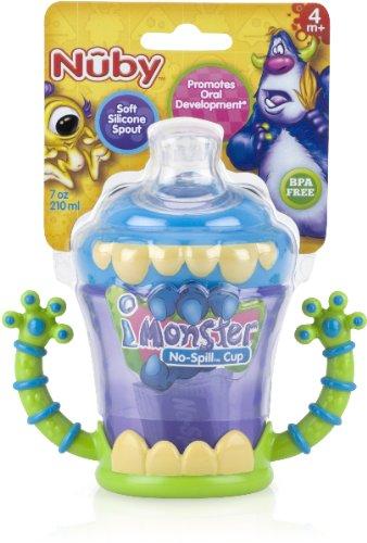 Monster 8 oz. 2 Handle Super Spout Cup Case Pack 24