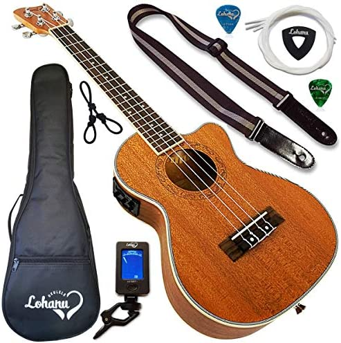 Lohanu Ukulele Electric Accessories Included product image