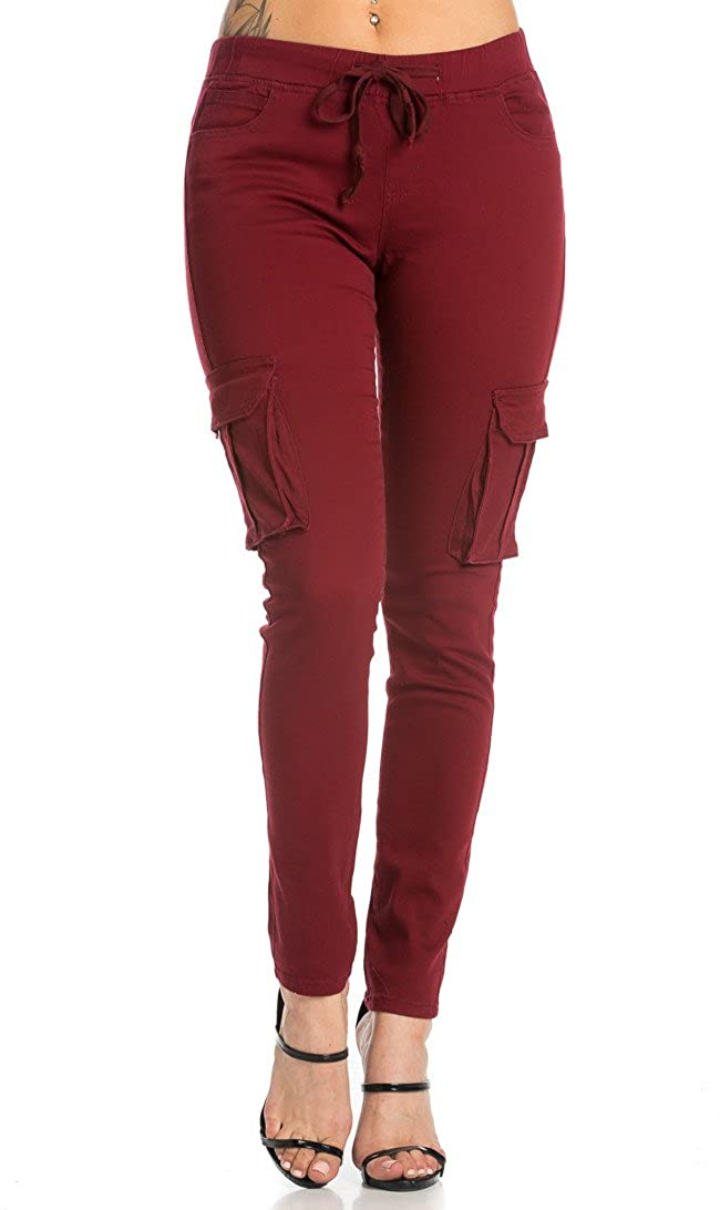 SOHO GLAM Women's Classic Soft Jogger Pants