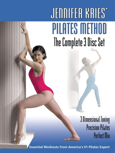 Jennifer Kries' Pilates Method: 3 Dimensional Toning/Precision Pilates/Perfect Mix
