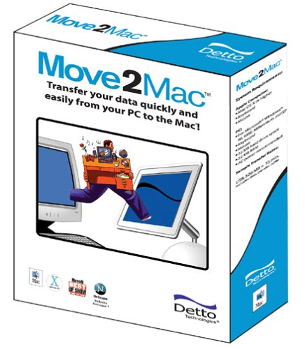 Price comparison product image Detto Move2Mac USB