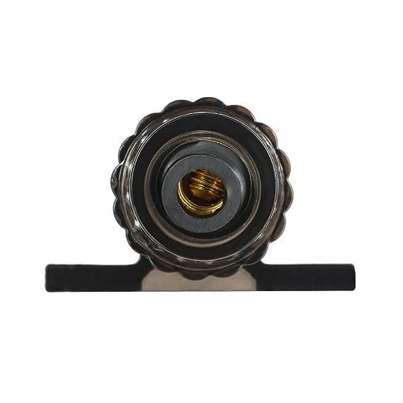 Sunix Inline AGU Fuse Holder Fits 4//8//10 Gauge Wire with Perfert Conductivity performance