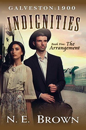 Book: Galveston - 1900 - Indignities Book Five - The Arrangement by N.E. Brown