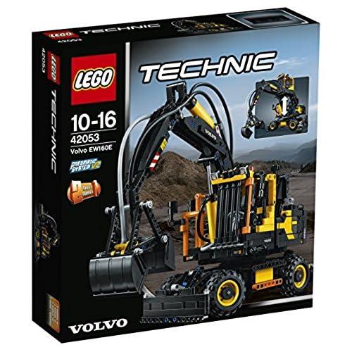 chollos oferta descuentos barato LEGO Technic Volvo Juegos de construcción 1166 Piezas 42053