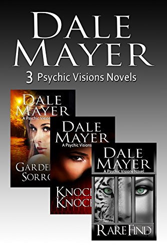 (Psychic Visions: Books 4-6)