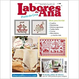 LAS LABORES DE ANA Nº 248: Amazon.es: ALTERNATIVAS PUBLICITARIAS SL, ALTERNATIVAS PUBLICITARIAS S.L.: Libros