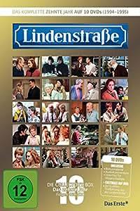 Die Lindenstraße - Das zehnte Jahr (Folge 469-520) (Collector's Box, 10 DVDs) [Alemania]