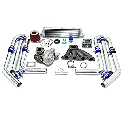 Amazon.com: High Performance Upgrade T04E T3 T25 9pc Turbo Kit - 4A-GE Engine: Automotive