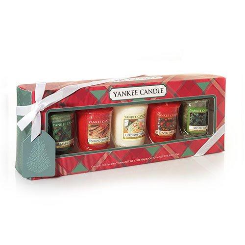 Yankee Candle Set (Yankee Candle Holiday Votives Gift)