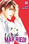 Let's get married !, tome 2 par Miyazono