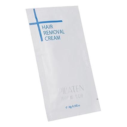Crema depilatoria, 10Pcs Hombres Mujeres Crema depilatoria Axila Piernas Brazo Salud Corporal Depilatorio Pasta(
