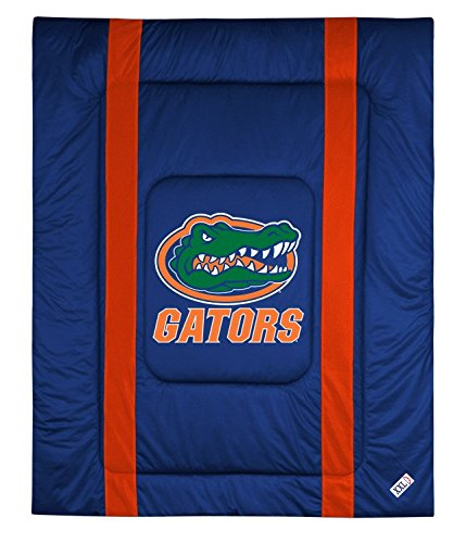 University of Florida Jersey Stripe Comforter (Twin)