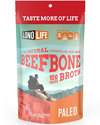 LonoLife Grass Broth grams Protein product image