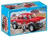 Playmobil - 310008 - Magique - 5615 - Action De La Ville - Double Cabine De Camion Pickup