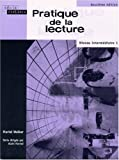 img - for Pratique de la Lecture: Niveau Interm diaire, Canadian Edition (2nd Edition) book / textbook / text book