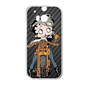 HTC One M8 phone cases White Betty Boop fashion cell phone cases TRUG1024435