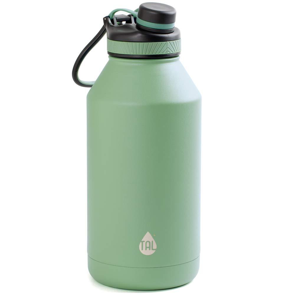 Tal 64 Ounce Stainless Steel Ranger Pro Sage Water Bottle