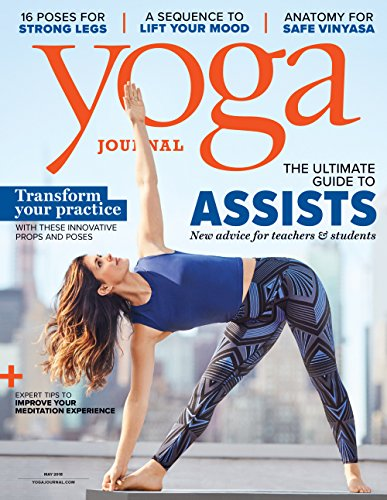 Magazines : Yoga Journal