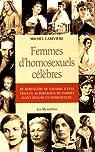 Femmes d'homosexuels célèbres par Larivière