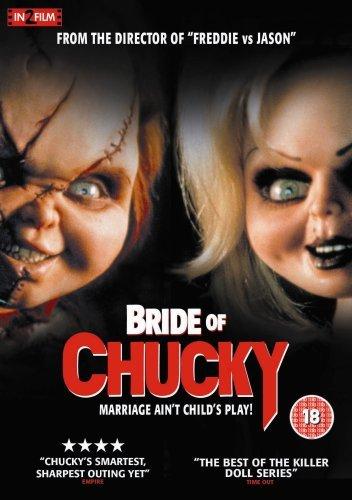 Bride Of Chucky [1998] [Reino Unido] [DVD]: Amazon.es: Jennifer Tilly, Brad Dourif, Katherine Heigl, Nick Stabile, John Ritter, Ronny Yu, Jennifer Tilly, Brad Dourif: Cine y Series TV