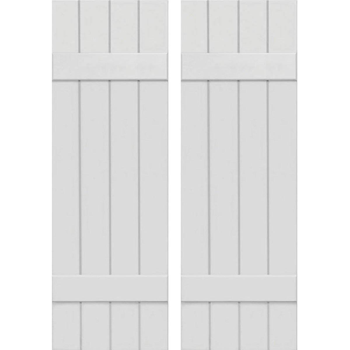Ekena Millwork CWB15X056PRC Exterior Four Board