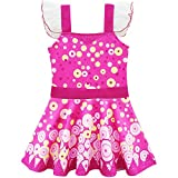 FSBBUT Mia and Me Ballet Dress Girls Ballerina Style Sleeveless Dance Costumes
