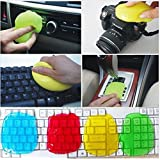 Car Clean Tool Auto Universal Cyber Super Clean Glue Car Cleaning Sponge Products Microfiber Dust Tools Mud Gel Goods car gadget by smileshop999 free shipping