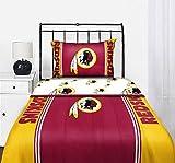 NFL Washington Redskins Bedding Set, Twin